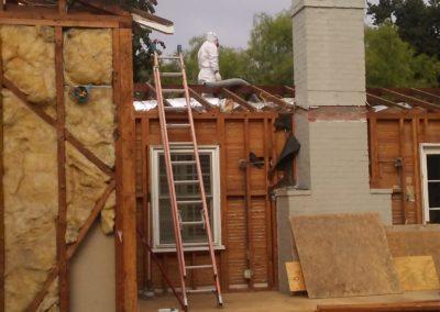 insulation installation